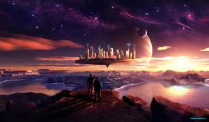 Homeworld Ordalla by z-design