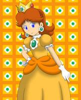 Princess Daisy by faren916