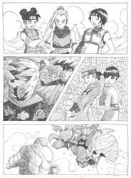 Naruto - Befriending at war time by bailian