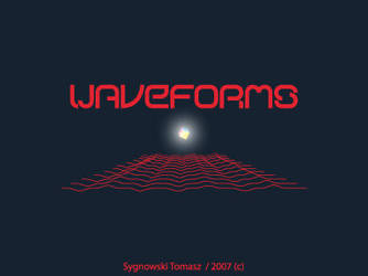 Waveforms by routemaster08