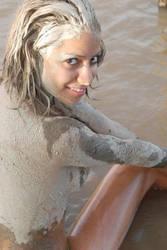 Mud Girl 1 by BensondLover