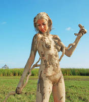 Mud Girl 2 by BensondLover