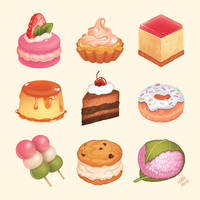 Desserts by leahmsmith