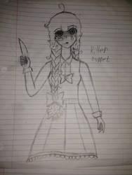 Killer Puppet by Kaykay1006