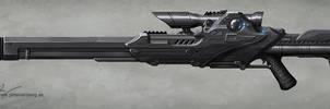 Clan Arena - Sniper concept01 by jimsvanberg