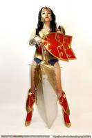 AmeComi Wonder Woman by mayanyan