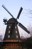 windmill by Drezdany-stocks