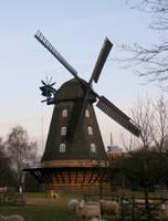windmill 1 by Drezdany-stocks