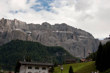 Wolkenstein Dolomites 2 by Drezdany-stocks