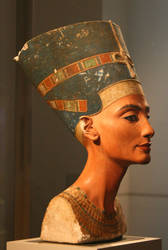 egypt nofretete by Drezdany-stocks