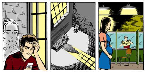 The Clarks Hey You Storyboard by LoranJSkinkis