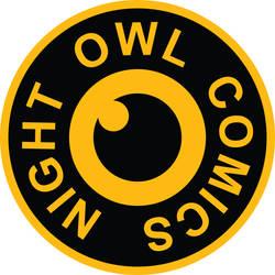 Night Owl Comics Logo by LoranJSkinkis