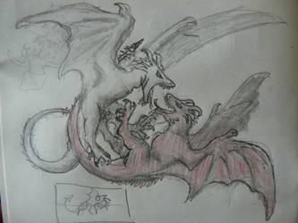 Monster Monday - Origins by SpeculaTimsauru5