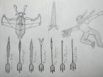 Fan Ark Friday - Wrist-Mounted Crossbow Gauntlet by SpeculaTimsauru5