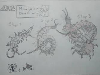 Monster Monday - CAF Stages by SpeculaTimsauru5