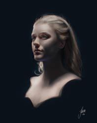 Study: Dolores by JuneJenssen