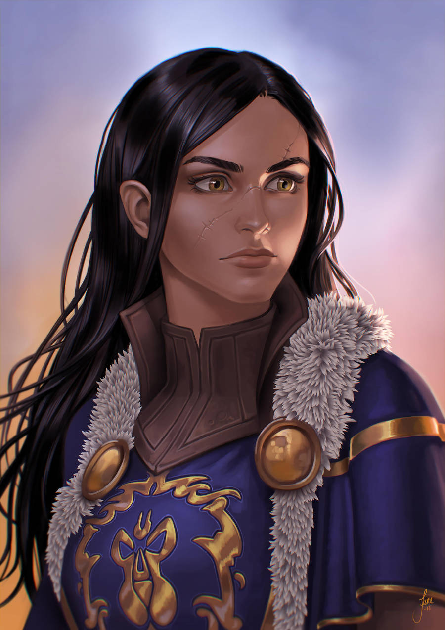 Skylar Pendragon by JuneJenssen