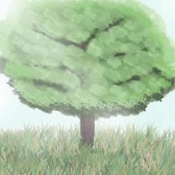 A Tree by 11KairiMayumi11