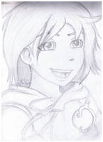 Will Vandom Sketch by 11KairiMayumi11