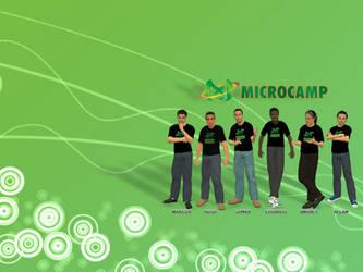 Wallpaper microcamp 2008 by allanclb