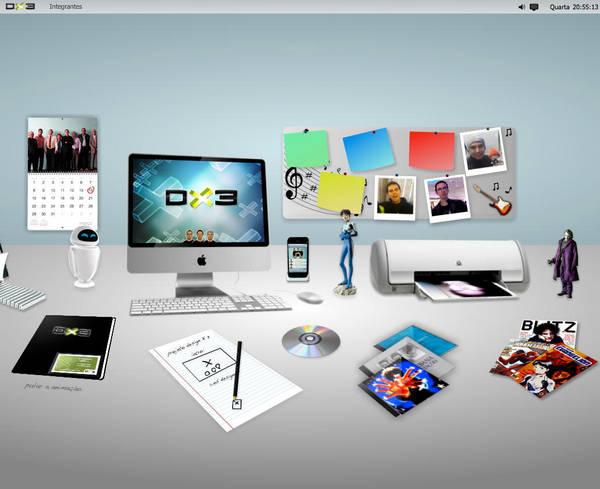 design X3 - 2009 - Allan Leone by allanclb