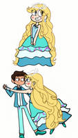 Star butterfly~ quinceanera by LovefromJackie