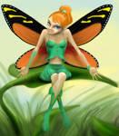 fairy by IronAries