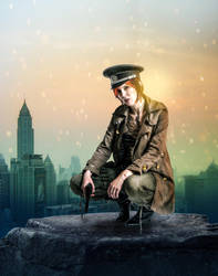 Soldier by ditney