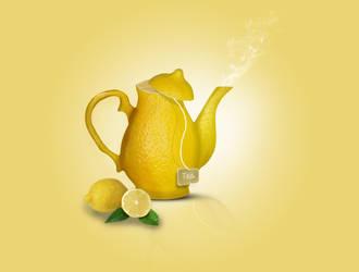 Lemon Tea by ditney