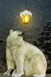 Snow bear by ditney
