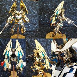 MG 1/100 Gundam Unicorn Unit 03 Phenex by yukikaze07