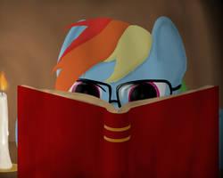 Reading Rainbow by Max-F1