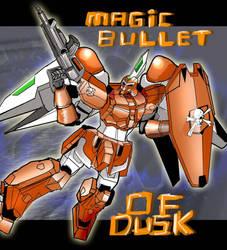 Gundam SEED MSV : Miguel Custom Ginn by neiger