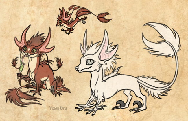Askentils: How To Chibi/Simplify by VixenDra