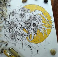 Black Thorns by Eireme