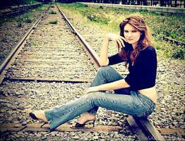 Natalia D - Tracks III by x-kimberly