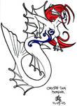 Mermaid of the crystal sea by PretzlCosplay