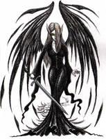 Dark Angel by PretzlCosplay