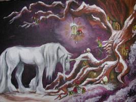 Christmas card 2004 by PretzlCosplay