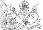 the dreamcatcher by PretzlCosplay