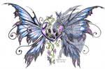 Wild Heart Tattoo design by PretzlCosplay