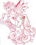 My little pony pegasus by PretzlCosplay