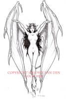 Lady demon by PretzlCosplay
