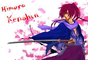 Kenshin Himura by tyzranan