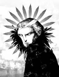 Raven Spirit by Silveraxe