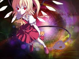 Flandre Scarlet by Takuneru