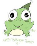 Happy Birthday Teol! by MoonlightWolf17