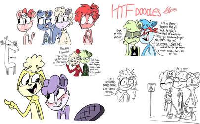 HTF - shenanigans by MoonlightWolf17