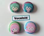 Vocaloid Buttons by TheStarLi
