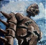 Robot Ghibli by TheStarLi
